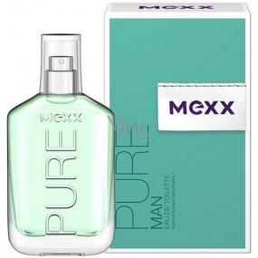 Mexx Pure Man toaletní voda 75 ml