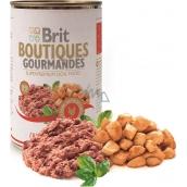 Brit Boutiques Gourmandes Kuřecí kousky v paté 400 g