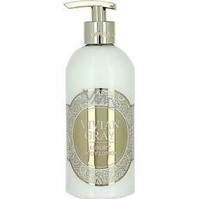 Vivian Gray Sweet Vanilla Luxusní tělové mléko 500 ml