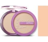 Gabriella Salvete Nude Powder matující kompaktní pudr SPF 15 01 8 g