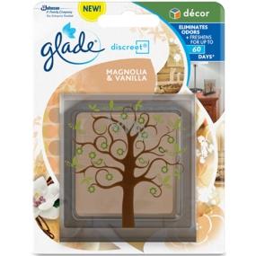 Glade by Brise Vanilla Discreet Decor osvěžovač vzduchu 8 g