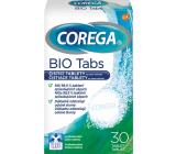 Corega Bio čisticí tablety na zubní náhrady protézy 30 kusů
