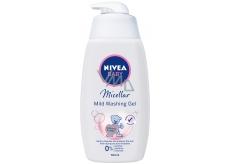 Nivea Baby Micelární mycí gel dávkovač 500 ml