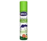 Bros Zelená síla proti komárům a klíšťatům 90 ml sprej