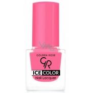 Golden Rose Ice Color Nail Lacquer lak na nehty mini 115 6 ml