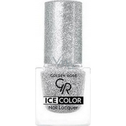 Golden Rose Ice Color Nail Lacquer lak na nehty mini 194 6 ml