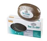 Dr. Müller Tea Tree Oil mýdlo s lístky čajovníku australského 90 g