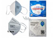 JB Respirátor ústní ochranný 5-vrstvý FFP2 Mask CE 1463 1 kus