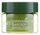 Lirene Cannabis Garden vyhlazující denní krém pro normální typ pleti 50 ml