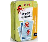 Albi Kvído Kvídova postřehovka karetní hra doporučený věk 4+