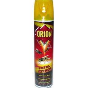 Orion Total Attack silný zabiják hmyzu létající a lezoucí hmyz sprej 400 ml