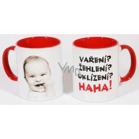 Nekupto Humor po Česku hrnek 0,4 litru 1 kus