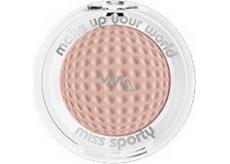 Miss Sporty Studio Colour Mono Eye Shadow oční stíny 104 Dreamy 2,5 g