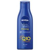 Nivea Q10 Plus výživné zpevňující tělové mléko pro suchou pokožku 400 ml