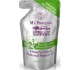 Ma Provence Bio Mandlové květy tekuté mýdlo náhradní náplň 250 ml