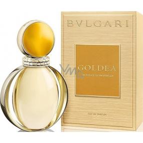 Bvlgari Goldea parfémovaná voda pro ženy 5 ml, Miniatura