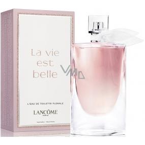 Lancome La Vie Est Belle L Eau de Toilette Florale toaletní voda pro ženy 50 ml