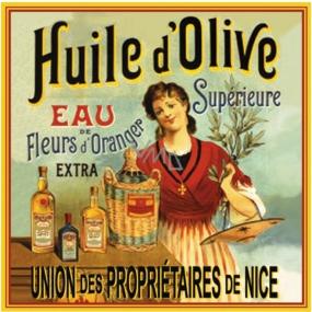 Le Blanc Huile d Olive Vonný sáček Levandule 11 x 11 cm 8 g
