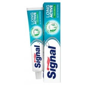 Signal Long Active Fresh Breath zubní pasta pro svěží dech 75 ml