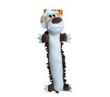 Magnum Textil mládě pískací hračka pro psy 36 cm
