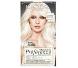 Loreal Paris Préférence Blondissimes barva na vlasy extreme platinum absolutní platinová