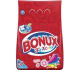 Bonux Rose 3v1 Color prací prášek na barevné prádlo 20 dávek 1,4 kg