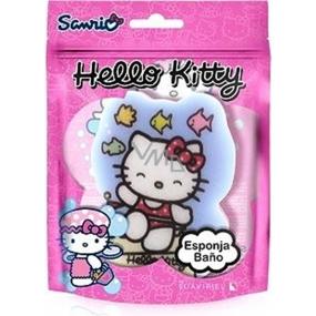 Suavipiel Hello Kitty jemná mycí houba pro děti