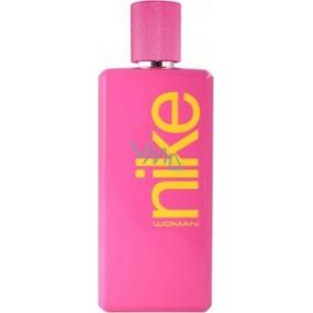 Nike Pink Woman toaletní voda 100 ml Tester