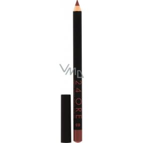 Deborah Milano 24Ore Lip Pencil konturovací tužka na rty 03 Brick 0,4 g