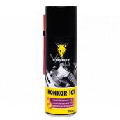 Coyote Konkor 101 Multifunkční mazací a konzervační olej sprej 200 ml