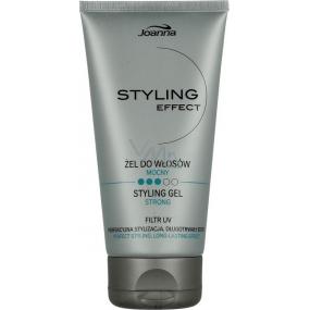 Joanna Styling Effect Styling Gel na vlasy silný 150 g