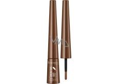 Rimmel London Brow This Way 3-in-1 Soft Powder pudr na obočí 002 Medium Brown 2,5 g