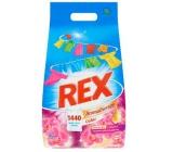 Rex Malaysan Orchid & Sandalwood Aromatherapy Color prášek na praní barevného prádla 60 dávek 4,2 kg