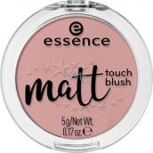 Essence Matt Touch Blush tvářenka 40 5 g