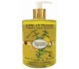 Jeanne en Provence Verveine Agrumes - Verbena a Citrusové plody tekuté mýdlo na ruce 500 ml
