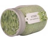 Bohemia Gifts & Cosmetics Vetiver a santalové dřevo magneziová koupelová sůl 380 g
