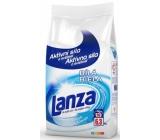 Lanza Fresh & Clean Bílá prací prášek na bílé prádlo 90 dávek 6,3 kg