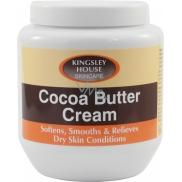 Kingsley House Kakaové máslo tělový krém 500 ml
