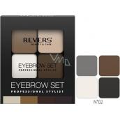 Revers Eyebrow Set Professional Stylist set na obočí 02 18 g