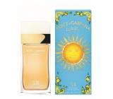 Dolce & Gabbana Light Blue Sun toaletní voda pro ženy 100 ml