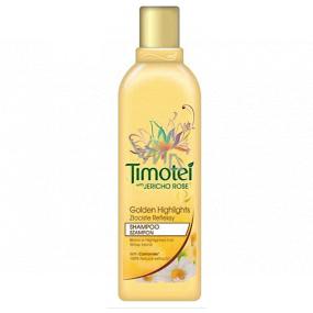 Timotei Zlaté prameny šampon pro blond vlasy 400 ml