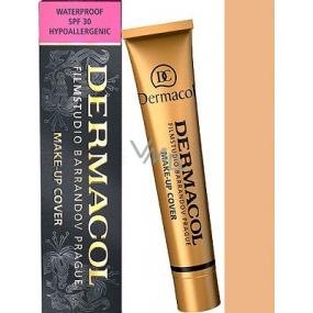 Dermacol Cover make-up 212 voděodolný pro jasnou a sjednocenou pleť 30 g
