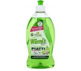 Winnis Eko Piatti Lime koncentrovaný hypoalergenní mycí prostředek na nádobí 500 ml