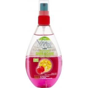 Garnier Fructis Color Resist Shine & Care Shaker bezoplachová péče pro barevné a melírované vlasy sprej 150 ml