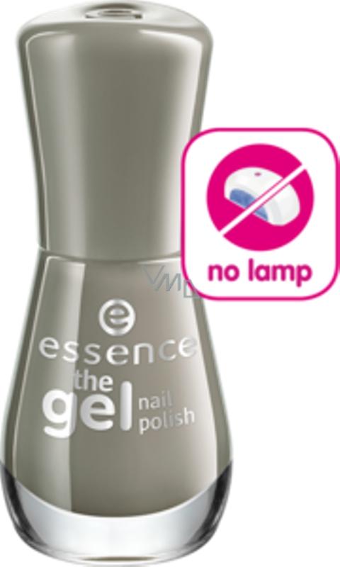 Essence Gel Nail lak na nehty 32 discreet agent 8 ml
