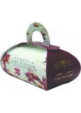 English Soap Clematis & Lime Blossom Přírodní parfémované mýdlo s bambuckým máslem 260g