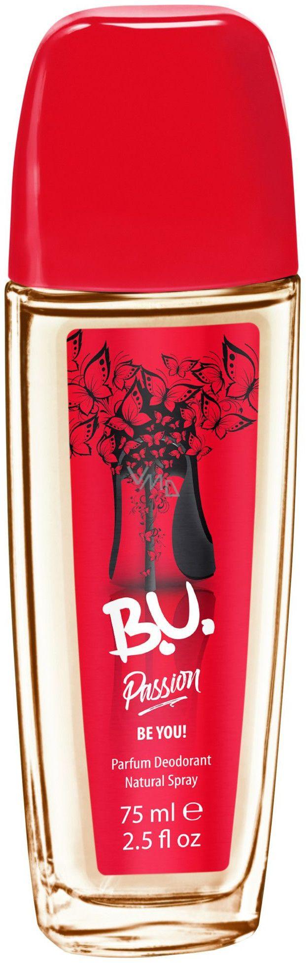 35b0666a06 B.U. Passion parfémovaný deodorant sklo pro ženy 75 ml - VMD ...