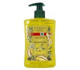 Bohemia Gifts & Cosmetics Olivový olej tekuté mýdlo 500 ml