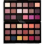 Makeup Revolution by Petra Eyeshadow Palette paletka očních stínů 36 x 0,8 g