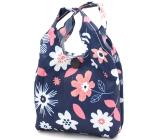 Nekupto Trendy nákupní taška s pouzdrem 049 38 x 32,5 x 4,5 cm